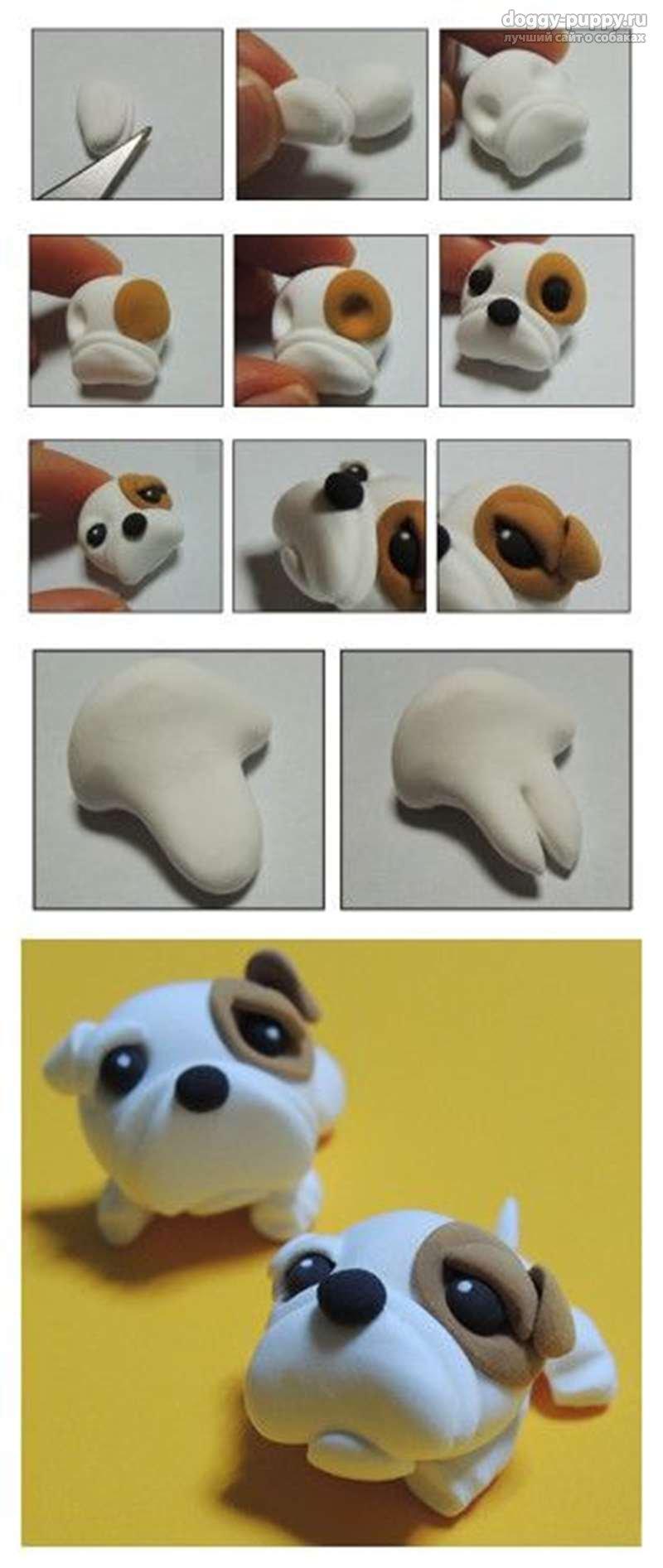 собака своими руками