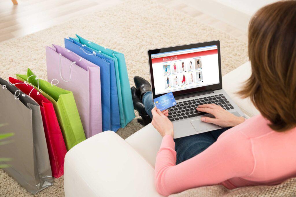 покупка одежда онлайн с кэшбэком
